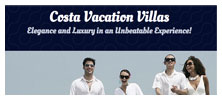 Costa Vacation Villas